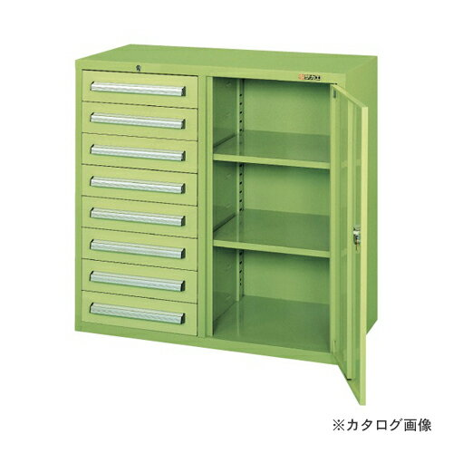 【直送品】サカエ SAKAE 工具管理ユニット KU-CB3