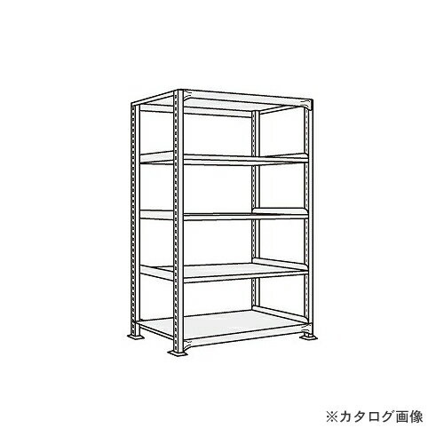 【運賃見積り】【直送品】サカエ SAKAE 中軽量棚NEW型 NEW-2325