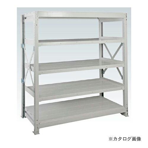 【運賃見積り】【直送品】サカエ SAKAE 重量棚NR型 NR-3745