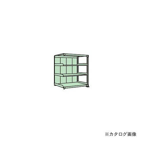 【運賃見積り】【直送品】サカエ SAKAE 中軽量棚PML型 PML-1164R