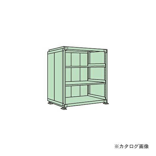 【運賃見積り】【直送品】サカエ SAKAE ラークラックパネル付 PRL-8524