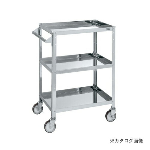 【直送品】サカエ SAKAE ステンレススペシャルワゴン SBR-03SUTN