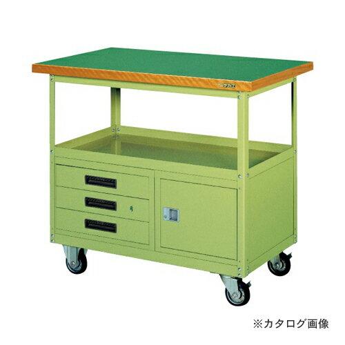 【直送品】サカエ SAKAE 移動作業車 SKR-300