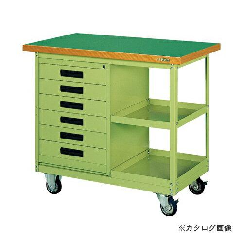 【直送品】サカエ SAKAE 移動作業車 SKR-310