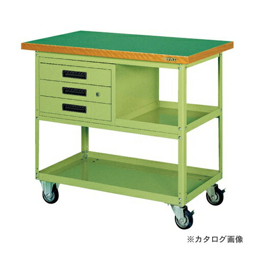 【直送品】サカエ SAKAE 移動作業車 SKR-320