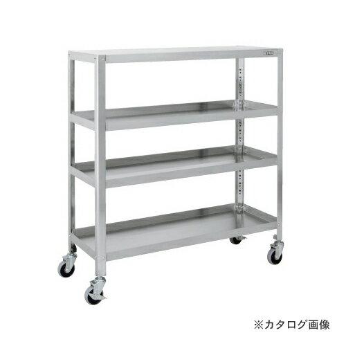【直送品】サカエ SAKAE ステンレススーパーラック SPR4-1114RSU