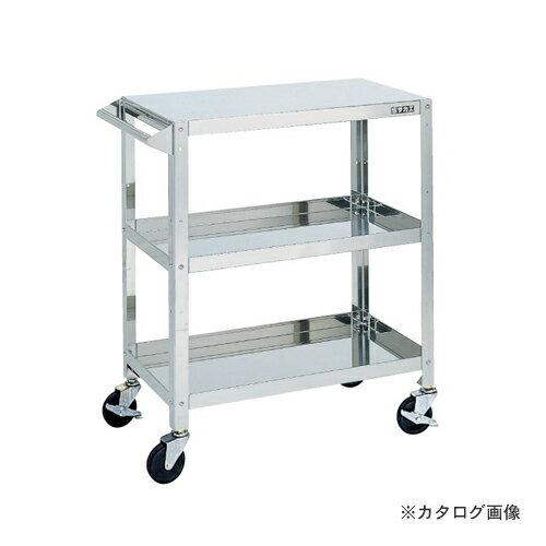 【直送品】サカエ SAKAE ステンレス スーパーワゴン SUS4-200