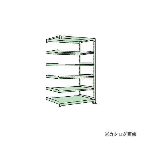 【運賃見積り】【直送品】サカエ SAKAE 軽中量棚 ND-2326R