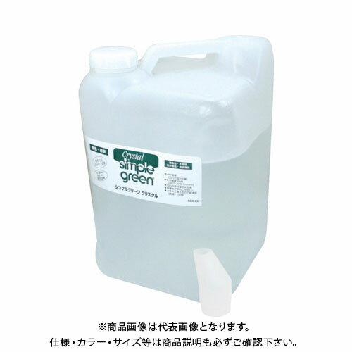 【運賃見積り】【直送品】KDS シンプルグリーンクリスタル5G詰替 SGC-5G