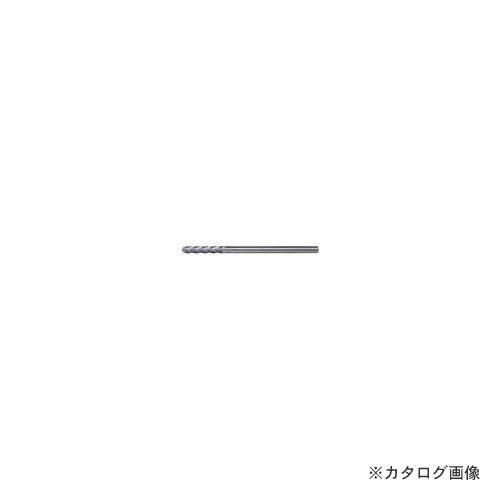 ユニオンツール 超硬エンドミル ボール R8×刃長60 CGB4160