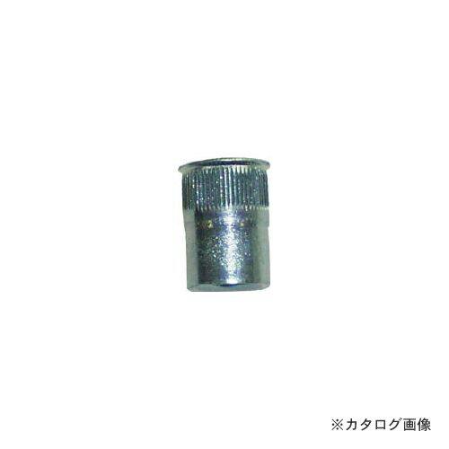 POP ポップナットローレットタイプスモールフランジ(M6)1000個入り SFH-625-SF RLT