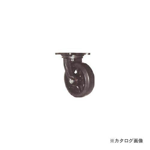 個別送料1000円 直送品 ヨドノ 鋳物重量用キャスター MHA-MG300X100