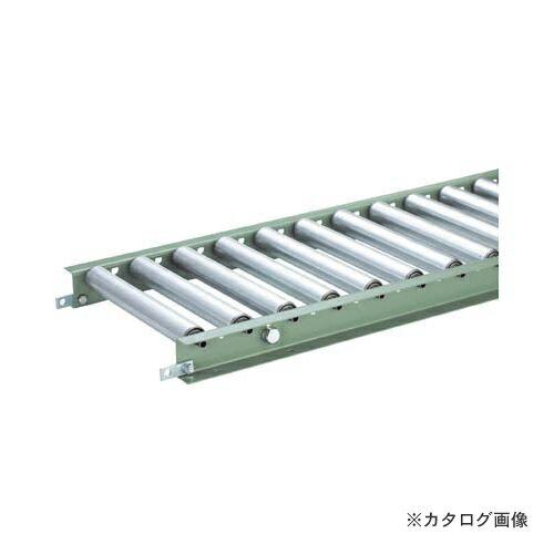 運賃見積り 直送品 TRUSCO スチールローラーコンベヤ Φ38 W400XP75XL3000 VR-3812-400-75-3000