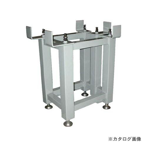 運賃見積り 直送品 TSUBACO 石定盤専用架台 600X450X100 TK-604510
