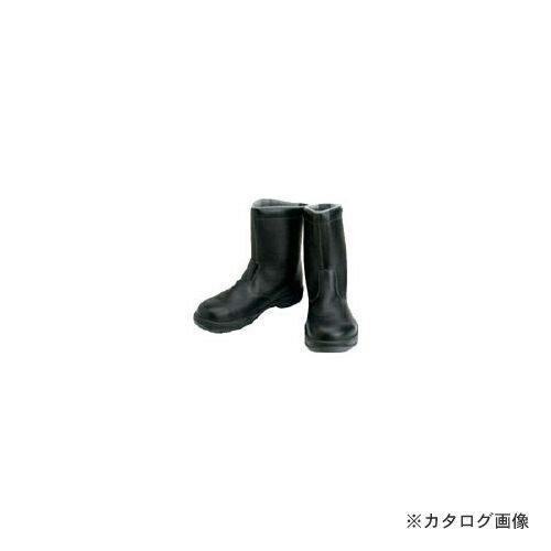 魅力的な シモン 安全靴 半長靴 SS44黒 23.5cm SS44-23.5