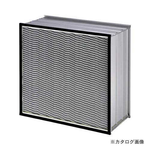 運賃見積り 直送品 日本無機 アトモスコンパクトフィルタ 610×610×290 ATMC-41-E42