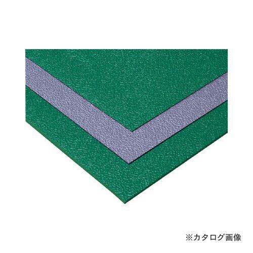 �賃見�り 直�� テラモト トリプルシート 緑 5mm 1X20m MR-154-120-1