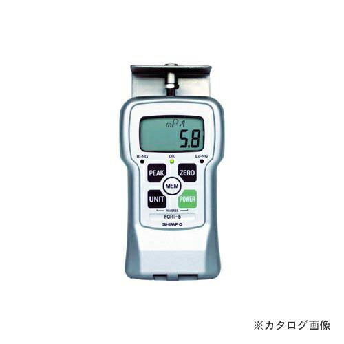 運賃見積り 直送品 電産シンポ レオテスター硬度測定器 FGRT-1