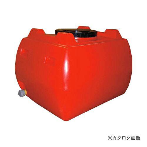 個別送料1000円 直送品 スイコー ホームローリータンク200 赤 HLT-200(R)