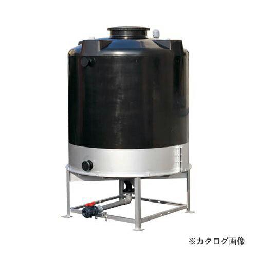 運賃見積り 直送品 スイコー 密閉丸型完全液出しタンクHT-5000 HT-5000