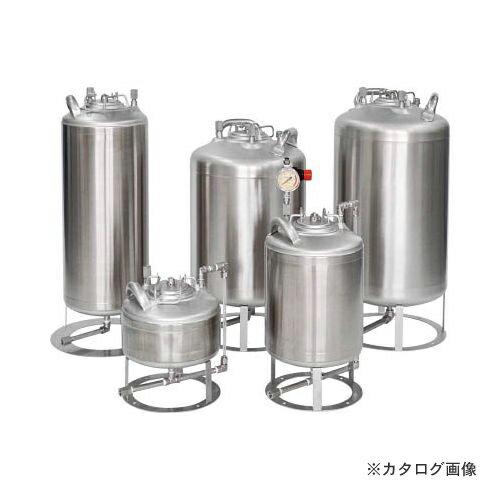 運賃見積り 直送品 ユニコントロールズ ステンレス加圧容器 TM10B