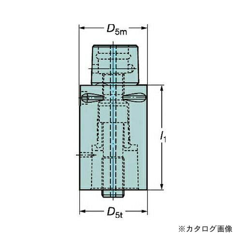 サンドビック コロマントキャプト エクステンションアダプタ C5-391.01-50 080A