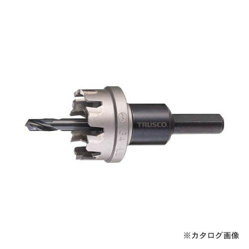 TRUSCO 超硬ステンレスホールカッター 130mm TTG130