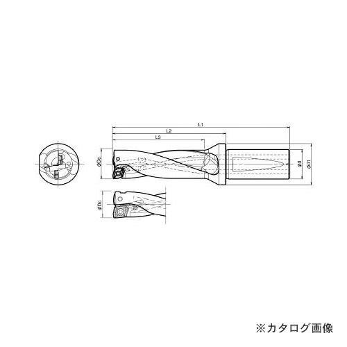 京セラ ドリル用ホルダ S25-DRX190M-3-06