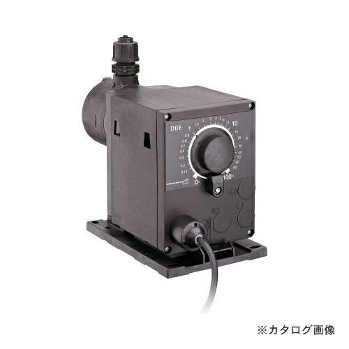 運賃見積り 直送品 グルンドフォス スマートデジタル定量ポンプDDE DDE 6-10 B-PVC-E