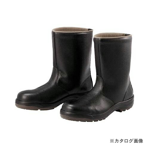 今週人気の ミドリ安全 ウレタン2層底 安全靴 半長靴 CF140 27.0CM CF140-27.0