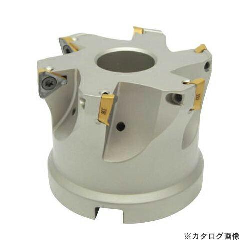 イスカル ヘリIQミル フェースミル ホルダー HM390 FTP D063-6-25.4-10