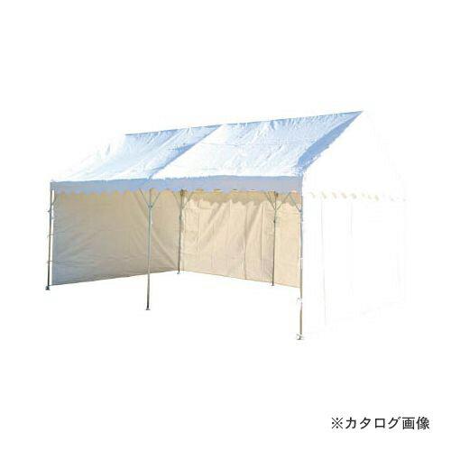 運賃見積り 直送品 旭 防災用テント1.5間X2間 NHTS-23S