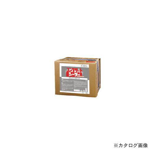シーバイエス 樹脂ワックス コンクリートシーラー 18L 13057