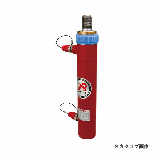個別送料1000円 直送品 RIKEN 複動式油圧シリンダ- MD1-100VC