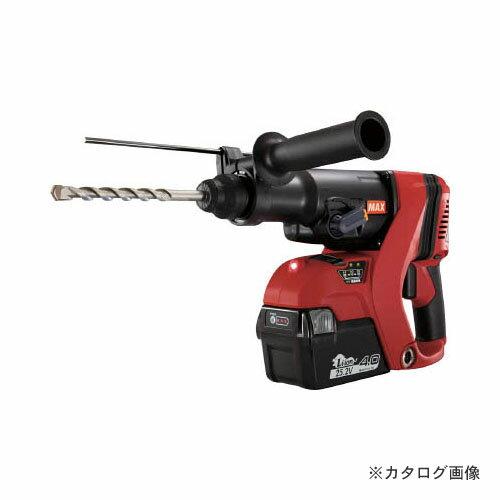 MAX 25.2V充電式ブラシレスハンマドリル 4.0Ah PJ-R266-B2C40A