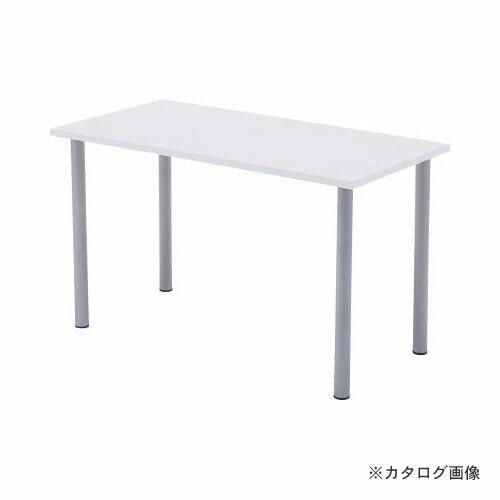 【運賃見積り】【直送品】アールエフヤマカワ エコノミーテーブル W1200xD600 RFEMD-1260W