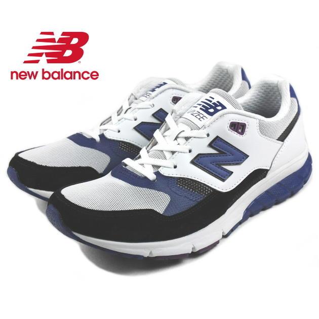 ニューバランス New balance MVL530 ホワイト/ブルー AW