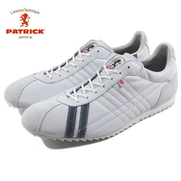 [期間限定 交換送料無料]パトリック PATRICK SULLY L.J シュリー レザージーンズ WHT ホワイト 527780