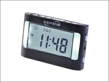 良い価格を持っている ビブラ 【在庫あり・即納】【送料無料】 振動式デジタル目覚まし時計 カウントダウンタイマー機能付♪【smtb-td】