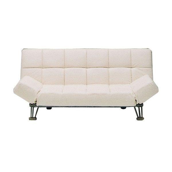[送料無料!]トリプル・ソファベッド・リクライニング3人掛け・椅子