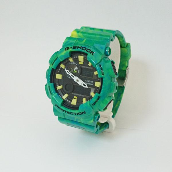 カシオ腕時計 CASIO-Watch-GAX-100MB-3AJFデジアナモデルメーカー1年保証 正規品 CASIO