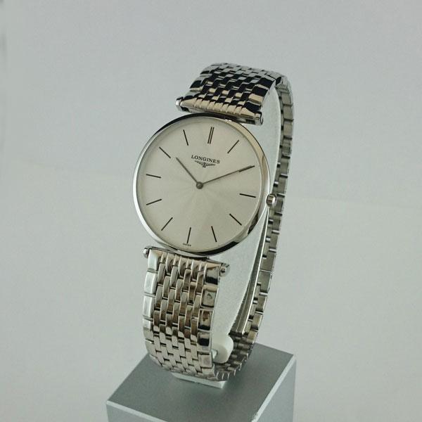 正規品 ロンジン腕時計 L4.709.4.73.6ラ グラン クラシック ドゥ ロンジン(メンズ)LONGINES La Grande Classique de Longines L47094736 メーカー2年保証【送料無料】
