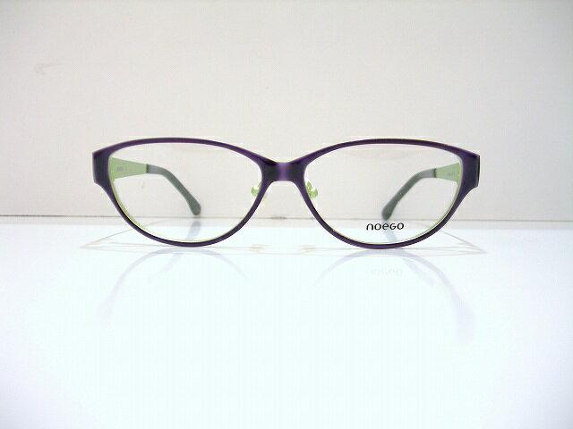 noegoノーエゴfaience 4 メガネフレーム新品眼鏡エポキシ樹脂めがねフランス製