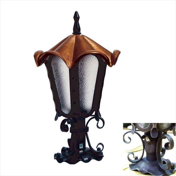 オンリーワン ロージーランプ(明かりセンサー付) NL1-L03 【エクステリア照明 ライト】 銅