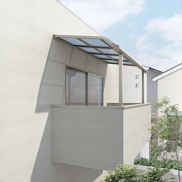 リクシル  スピーネ 2.0間×7尺 造り付け屋根タイプ 積雪50cm(1500タイプ)/関東間/R型/自在桁仕様 熱線吸収ポリカーボネート(クリアマットS)