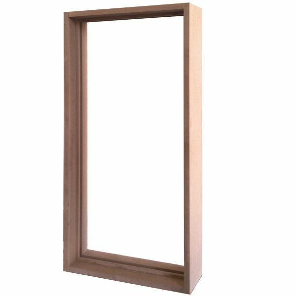 セブンホーム ステンドグラス ピュアグラス オプション Aサイズ 専用木枠 『単品価格』