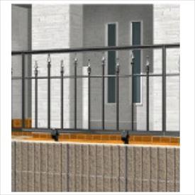 金森メタル ラインフェンス2型 本体 高さ800mm 【支柱は別売】 【アルミ鋳物製】 【アルミフェンス 柵】