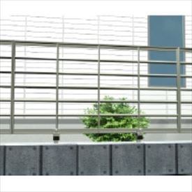 金森メタル ラインフェンス7型 本体 高さ800mm 【支柱は別売】 【アルミ鋳物製】 【アルミフェンス 柵】
