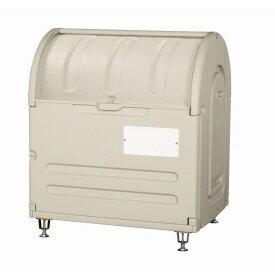 アロン化成 ステーションボックス #500A(アジャスター仕様) 【ゴミ袋(45L)集積目安 11袋、世帯数目安 5世帯】 【ゴミ収集庫】 ウォームグレー
