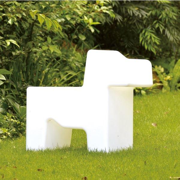 オンリーワン DOGS ドッグス  ●FL3-DOGWH ホワイト ホワイト